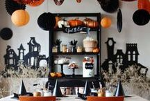 Halloween / Time to get spooky. Get great food, drink, decor and activity ideas for your monster mash Halloween bash.