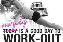 Fitness Motivation / by Rabiha