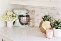 Kitchen Staging
