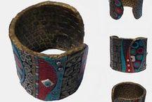 My polymer clay creations - bracelets / My polymer clay creations - bracelets