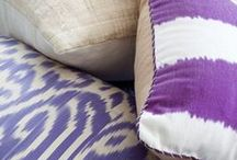 Decor: Fabric & Pillows / by Dee Doublavay