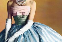 Gorgeous Fifties (fashion and elegance through the ages ) / I just ♥ Love ♥ the dresses from the 50's!
