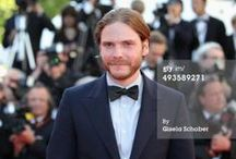 Huntsman Style at Cannes 2014 / As worn by Daniel Brühl and Roubi L'Roubi