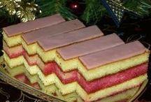 Pečení / Cukroví,koláčů