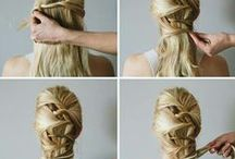 haren / hoe je haren mooi kan maken