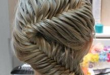 Hair / There are lots of ways to be creative