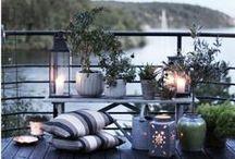 Taras...balkon / by ilon_A