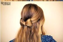 Hair / new fun hairstyles to try out and stuff