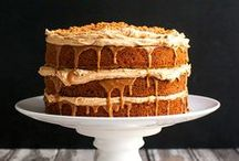 Cake Recipes - The Very Best / Delicious cake recipes. Chocolate cakes, carrot cakes, lemon cakes, caramel cakes and all those there yummy cakes.