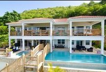 Cinnamon  Heights / One of Grenada's most luxurious villa properties in a stunning location overlooking Grand Anse beach and benefiting from all the services and facilities of the Mount Cinnamon Resort.