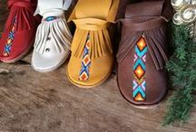 LL Designs Moccasins / Native American owned. :) Shop www.LLDesignsStore.com