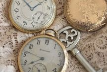 Time&Clocks / Time is what prevents everything from happening at once. ~John Archibald Wheeler