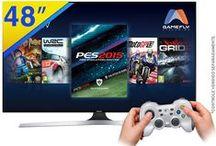 Geek / As melhores dicas e menores preços em games e tecnologia!