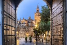 Beautiful Spain / Places I've visited and others I like to visit