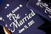 DIY Wedding Projects / Getting hitched, tying the knot, or exchanging vows is a big moment! SiserNA wants to help make your big day perfect. With a variety of colors and finishes, SiserNA has a heat transfer vinyl perfect for your shower, bachelor/bachelorette party, ceremony, or reception. Check them all out here http://www.siserna.com/heat-transfer-vinyl Personalize your wedding. After all, it's all about you and your spouse on the wedding day.