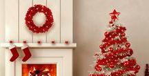 *NATAL: ÁRVORES DE NATAL (CHRISTMAS TREES) / http://patyshibuya.com.br/category/arvores-de-natal/
