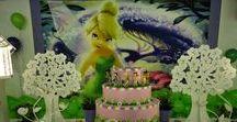 *TINKER BELL SININHO (FESTA) PARTY / http://patyshibuya.com.br/category/tinker-bell-sininho-festa/