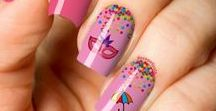 *UNHAS DECORADAS PARA O CARNAVAL (NAILS ARTS) / http://patyshibuya.com.br/category/unhas-decoradas-para-o-carnaval-nails-arts/