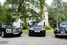 All about Bygone Drives  / Our cars are stunning and available to take you  on special tours in the Scottish Highlands