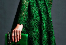 Colour Trends:  Green Envy / by Crown Wallpaper & Fabrics
