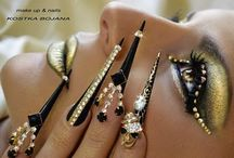 Nail freak stuff / nail freak stuff, unusual nail products and ultrafreak nail designs!! / by Manicura Creativa