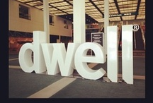 Dwell on Design 2013 / We are living and breathing design June 21-23, 2013 #dod2013 #dwellondesign