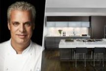 The Eric Ripert Kitchen / The Eric Ripert Kitchen by Poggenpohl--exclusively featuring Silestone surfaces, embodies Ripert's personal vision for a world-class restaurant kitchen reinvented for the at-home chef in all of us.