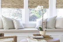 New Neutrals / Neutrals have moved beyond Beige - It's all about White, Grey and Black