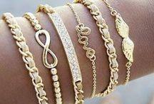 Bracelets & Rings ♥