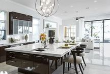 Kitchen Inspiration / Since kitchens are so important to us at Silestone, we'd like to to celebrate this versatile room.