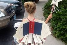 Try it: book-themed Costumes
