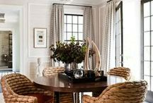 Seating Charts / As with fashion, chairs are great ways to make a statement in a room. We love how these seats ornament interiors the fashionable way with statement-making style.