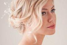 Wedding Hair & Makeup / Wedding updos, long wedding hair, wedding hair ideas, wedding braids, bridesmaids hair, wedding hair and makeup