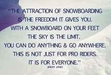 Love your snowboard