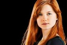Ginny Weasley / Oh,yeah, just the most badass character in the books