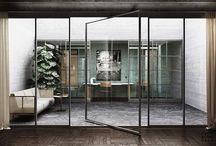 Scandinavian minimalist home