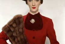 Nifty 50s / Fabulous 50s looks, and some vintage bits and bobs...