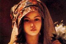 Orientalisme / Peinture / Et un petit peu plus ... / by Edouard Ciccolini