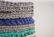 Crochet en totora