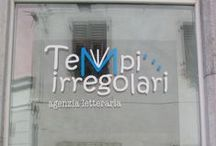 Tempi Irregolari Literary Agency books and authors / Books and authors from around the world managed by Tempi Irregolari literary agency