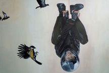 Aleksander Peca / Alexander Peca's paintings