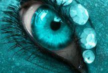 Eyes / Amazing eyes / by Manicura Creativa
