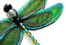 Dragonflies libélulas / by Manicura Creativa