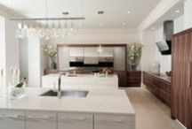 Contemporary Kitchens / Contemporary kitchen inspiration to help you design your perfect custom home!