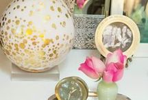 Home Decor Inspiration / The right decor can turn any room around! These ideas and designs will make you want to start redecorating your home right now!