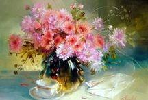 Anna Homchik / malarstwo