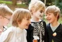 Halloween / Some fabulous spooky halloween ideas for half term, parties, food and costumes.