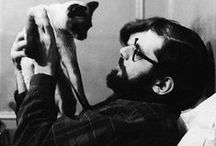 Writers,artists&cats