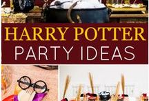 Epic Harry Potter Party!