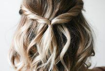 Coiffures faciles / Idées, tutos de coiffures cheveux long et mi-longs